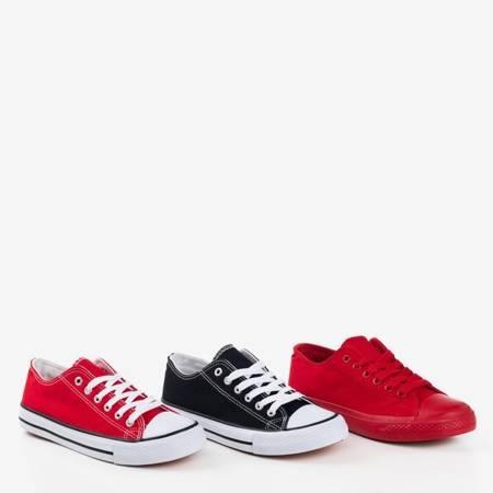 Красные женские кроссовки Boden - Обувь
