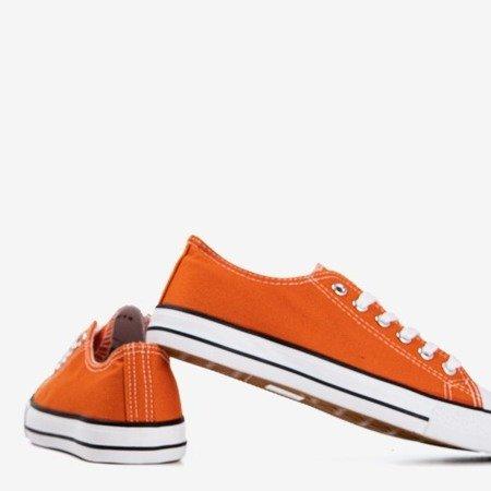 Оранжевые кроссовки Multuma - Обувь