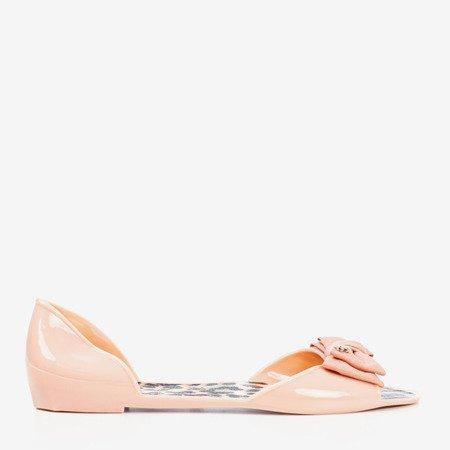 Пудра мелиссы с бантом Орина - Обувь