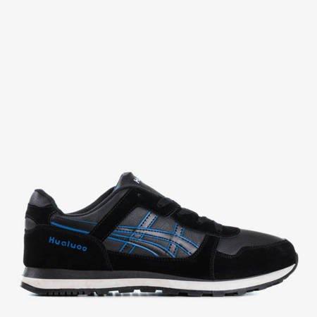 Черная и темно-синяя спортивная обувь для мужчин Джеймс - Обувь