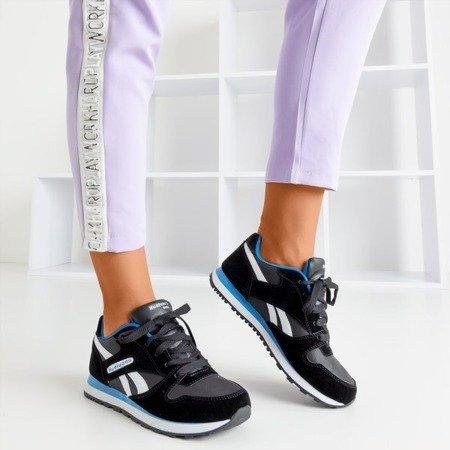 Черно-белые женские спортивные туфли Hulione - Обувь