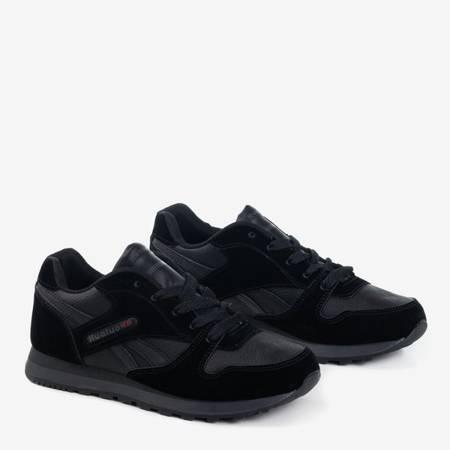 Черные женские спортивные туфли Madridas - Обувь