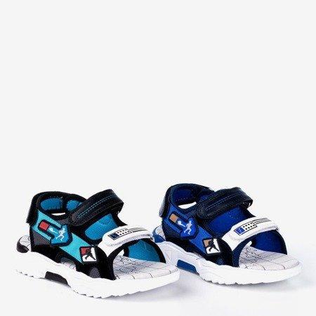 Черные сандалии для мальчиков Jordane - Обувь