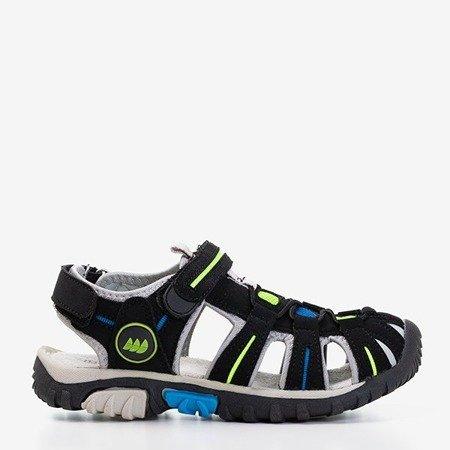Дитячі босоніжки Black Ben - Взуття 1