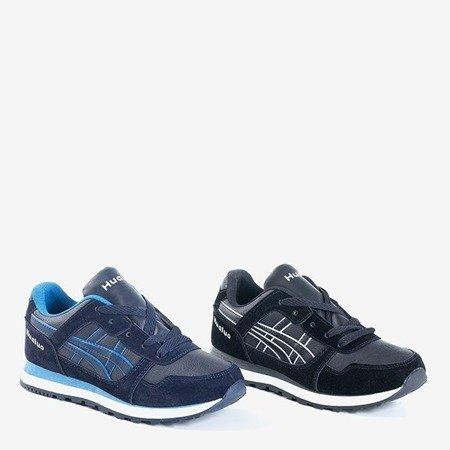 Жіноче спортивне взуття темно-синього кольору Qatie - Взуття
