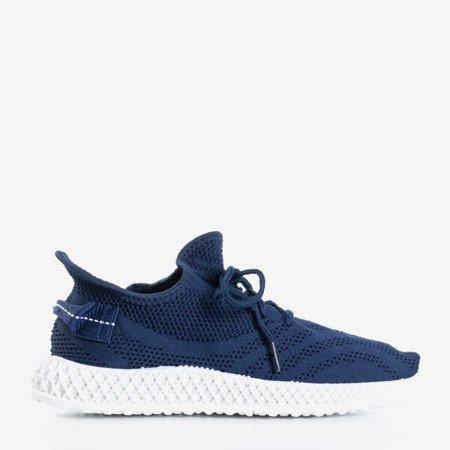 Жіноче спортивне взуття Amberi темно-синє - Взуття