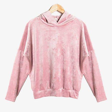 Жіночий рожевий костюм - Одяг