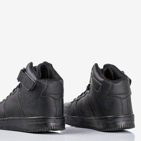 Жіночі чорні високі кросівки Celleste - Взуття