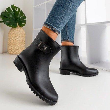 Матовий чорний гумовий приладдя Rasel - Взуття 1