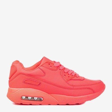 Неонові рожеві кросівки Isadora для дівчаток - Взуття 1