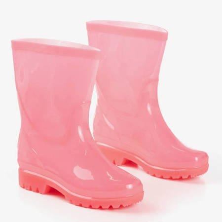 Рожеві дитячі черевики Марбельс - Взуття 1