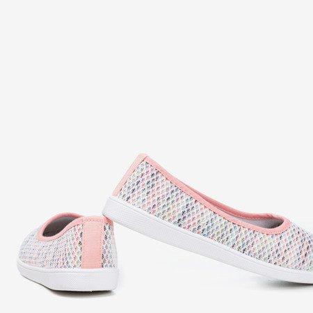 Рожеві ковзаючі жіночі Edessa - Взуття 1