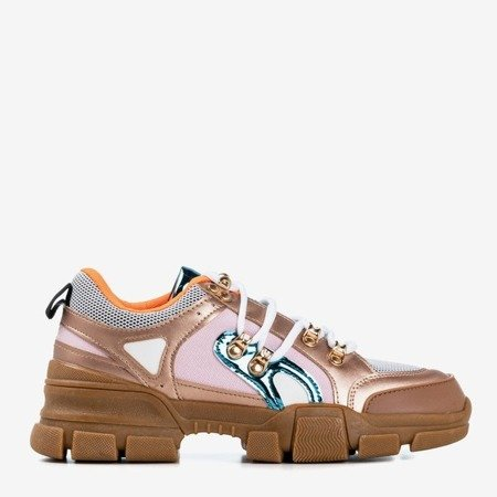 Різнокольорові кремезні кросівки Olysseia - Взуття