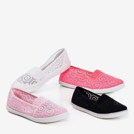 Світло-рожеві ковзанки для дівчаток - на Arcuma - Взуття 1