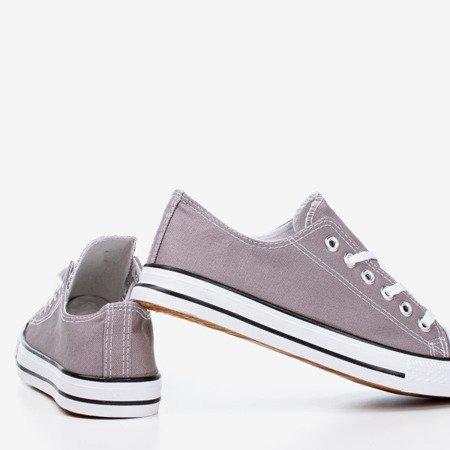 Сірі чоловічі кросівки Lonis - Взуття