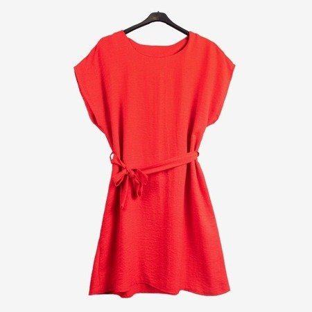 Червоне жіноче плаття - Плаття 1