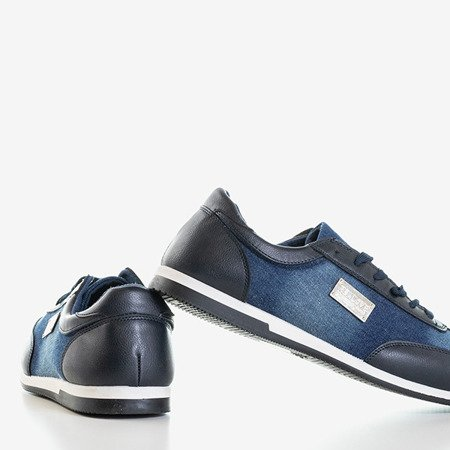 Чоловіче спортивне взуття темно-синього кольору Jerad - Взуття