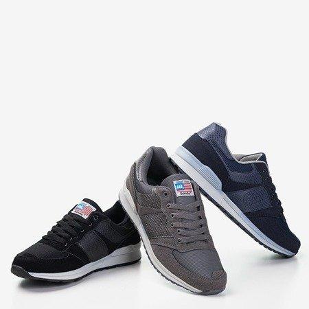 Чоловіче спортивне взуття Gustavo grey - Взуття
