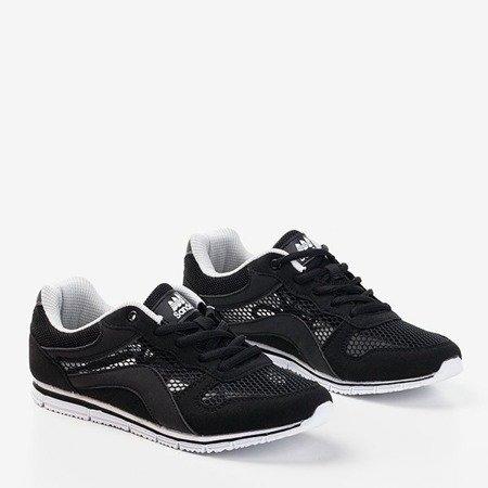 Чорне жіноче спортивне взуття Kannasi - Взуття