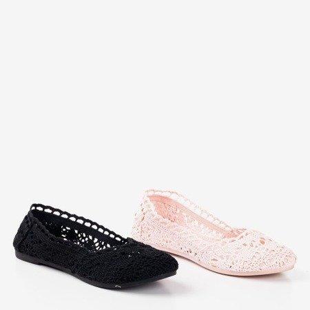 Чорний сліп на Christella - Взуття