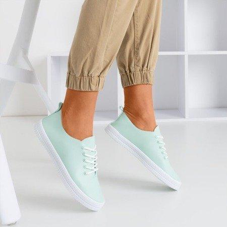 кросівки з м'ятою мереживою Ewilia - Взуття 1