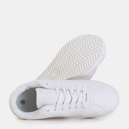 Жіноче біле спортивне взуття Cortezzi - Взуття