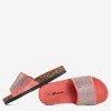 Дитячі шльопанці з кубічним цирконієм Procopia - Взуття 1