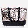Коричнева сумка для плечей для жінок - Сумочки 1